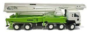 1:50 Scale Conrad 4594 Volvo FL Schwing KVM52 Concrete Pump - MIB