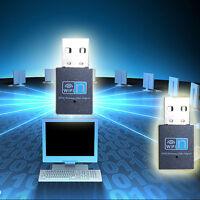 Hot 300M USB WiFi Wireless LAN 802.11 n/g/b Adapter Nano Network 300Mbps  Cute