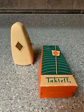 Taktell Piccolo Metronome Made Germany #832 with Box
