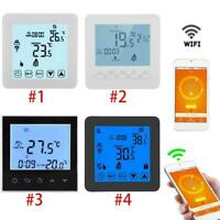 Programmable Smart WiFi Thermostat for Water/Electric Room Underfloor Heating