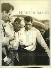 1938 Press Photo Henry Picard leading in the National Open Championship