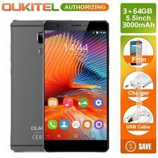 "Oukitel U13 Double Sim Smartphone 5.5"" 3GB/64GB Octa Core Android 6.0 3000mAh"