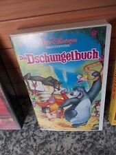 Das Dschungelbuch, eine VHS Video Cassette