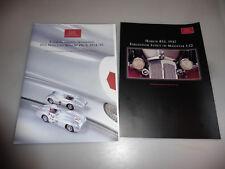 Konvolut CMC Modellauto Katalog / Prospekte