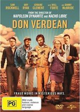 Don Verdean (Dvd) Adventure Comedy Drama Sam Rockwell, Amy Ryan, Jemaine Clement