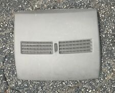 2007 2008 2009 2010 2011 2012 Nissan Versa Dash Trim Panel Top Upper Vents Gray
