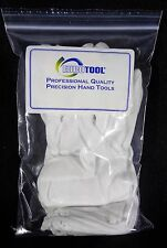 EuroTool Large Cotton Gloves For Coins 12 Per Bag.