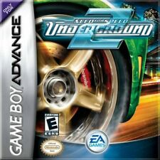 Need for Speed: Underground 2 GBA New Game Boy Advance