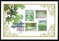Bloc Feuillet 2012 N°132 Timbres France Neufs - Le Salon du Timbre 2012