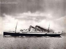 Norddeutscher Lloyd Prinz Eitel Friedrich Ocean Liner Original Photo 8.75x11.75