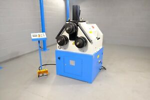 new Mach Roll 65 Hydraulic section roller ring roller vat is included