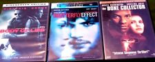 Body of Lies / The Butterfly Effect / Bone Collector DVDs