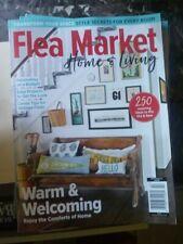 Flea Market Home & Living magazine Warm and Welcoming May Jun 2020