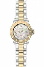 Invicta Angel Mother of Pearl  Dial Two-tone Ladies Watch 14367