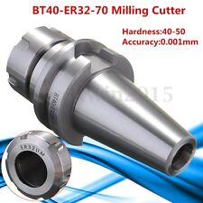 BT40-ER32-70 Milling Cutter CNC Arbor Chuck Holder Milling Workholding Tool