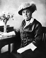 Civil Rights Activist JANE ADDAMS Glossy 8x10 Photo Womens Rights Print Poster