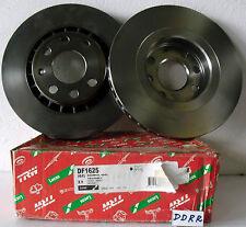 Coppia Dischi Freno Anteriore TRW-OPEL VECTRA A  2000/GT 16V Cat. 1990 DF1625