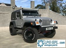Jeep Wrangler TJ 2004 4.0 Soft & Hard Top LPG Big 7' Lift 33' Tyres Immaculate