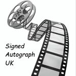 Signed Autograph UK