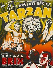 The New Adventures of Tarzan DVD 1935 Action Adventure Movie Film Classic