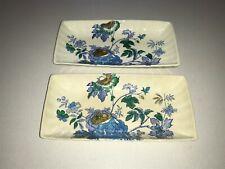 Mason's Patent Ironstone China Belvedere England Cracker Plates