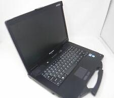 "Panasonic CF-52 I3-330M.2.13 GHz 8GB RAM 150 GB HDD 15"" Computer Laptop"
