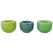 Ceramic Candle & Tea Light Holder Sets