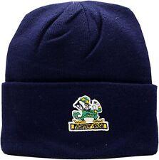 Notre Dam Cuffed Knit Hat Pro Logo Block