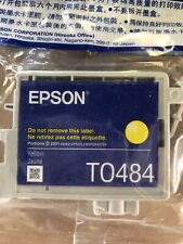 T0484 Ink Cartridge for Epson Stylus Photo RX620 RX600 RX500 R340 R320
