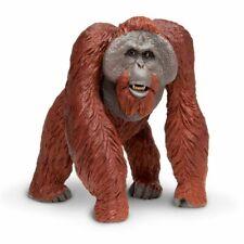 Safari Ltd. Bornean Orangutan Wildlife Replica Figure Toy 112289 New