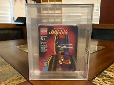 LEGO DC BATMAN OF ZUR-EN-ARRH MINI FIGURE 2014 SDCC SAN DIEGO COMIC CON AFA 9.0