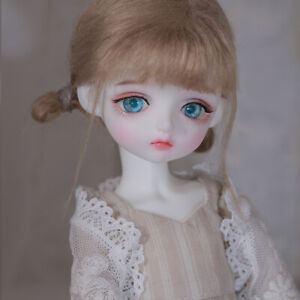 New Dress clothes Hair shoes For 1/6 BJD Doll Linachouchou Chloe