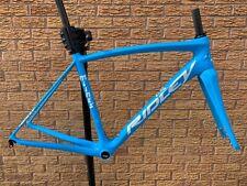 Ridley Milnes Fenix SL Carbon Frame & Fork Road Bike Frameset XS Tom Pidcock PMC