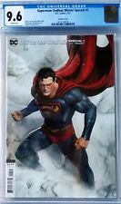 Superman Endless Winter Special #1 CGC 9.6 - Rafael Grassetti Variant Cover (DC