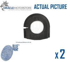 2 x NEW BLUE PRINT FRONT ANTI-ROLL BAR STABILISER BUSH KIT OE QUALITY ADN18039
