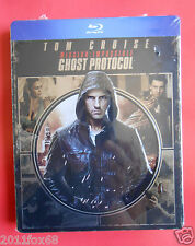 film blu ray steelbook metal mission impossible ghost protocol tom cruise movies