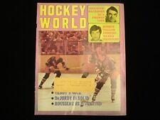 December 1970 Hockey World Magazine