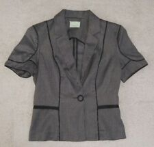 Review Polyester Dry-clean Only Regular Coats & Jackets for Women