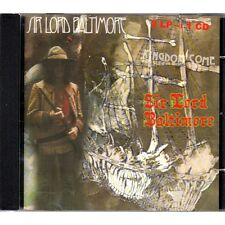 sir lord baltimore - same/kingdom come  2 on 1   CD