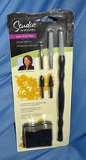 5-in-1 CLAY TOOL from Studio by Sculpey...5 Tool Heads and Storage Pocket...NEW