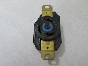 Hubbell HBL2620 Nema L6-30 Single Receptacle (30 Amp, 250 Volt)
