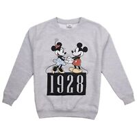 Disney - Mickey and Minnie Dancing - 1928 - 90 Years - Girls Jumper - Ages 7-12