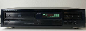Vintage ONKYO DX-1400 Single CD Compact Disc Player RCA L/R - NO REMOTE - TESTED
