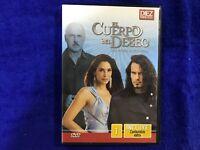 EL CUERPO DEL DESEO DVD OBRA ORIGINAL DE JULIO JIMENEZ CONTENIDO EXTRA DVD 1