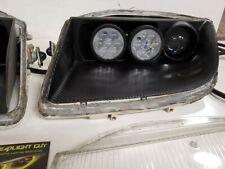 Custom 90-96 Nissan 300ZX/Lamborghini Diablo 99-01 Headlights JDM Carbon Fiber