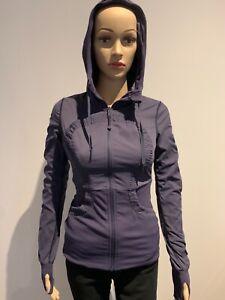 Lululemon  Activewear Jacket - Size 4 in Lululemon