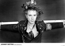 "SEX PISTOLS POSTER ""JOHNNY ROTTEN CHRISTMAS 1976"""