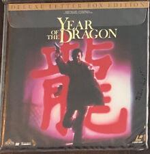 Year of the Dragon Laserdisc