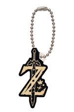 The Legend of Zelda Breath of Wild Mascot Swing PVC Keychain Figure~ Z Icon@9620
