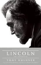 New Lincoln by Tony Kushner